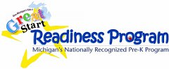 Great Start Readiness Program Logo